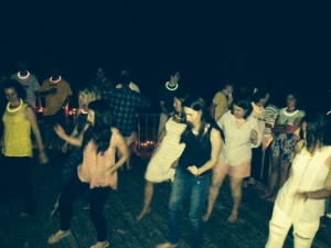 And still more dancing...