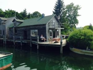 A Fishtown shanty -