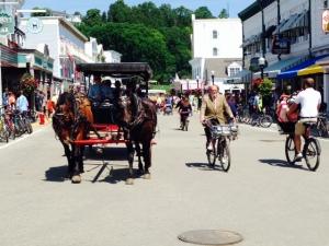 A walk down Main Street -