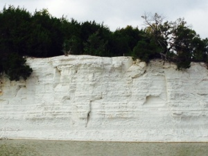 The White Cliffs at Epes -