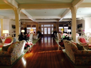 Inside the Gasparilla Inn -