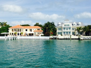 A couple other houses in Key Biscayne -