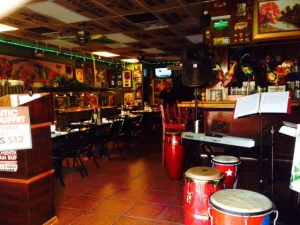 A really cool Cuban restaurant/pub in Little Havana