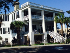 A classic Beaufort home in the downtown area
