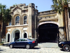 The Ryan Slave Mart in downtown Charleston, now an important museum,   was the first of the slave markets to move indoors in 1856 when abolitionists increasingly disrupted outdoor auctions.  While over 40 such indoor markets opened up. Ryans was the largest and most infamous, buying and selling slaves from throughout the South, often splitting families to sell individuals to the highest bidder.
