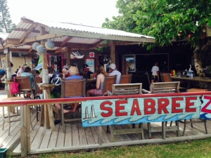 "You may recall from an earlier post that a magazine had run an article about the 10 best ""dive bars"" along the Florida coast. After missing number 9 (Alabama Jacks in Key Largo), I had to have a beer at the 10th - Archie's Seabreeze in Fort Pierce."