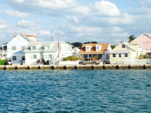 New Plymouth is a lovely, seaside settlement at Black Harbor on Green Turtle Cay
