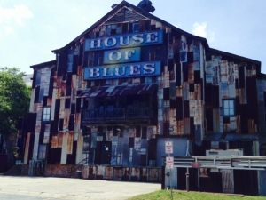The House of Blues in Myrtle Beach -