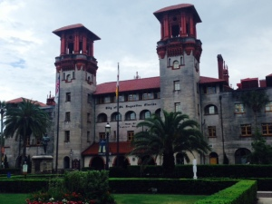 Now the Lightner Museum, this was Flagler's second hotel. In 1948, it was purchased by Otto Lightner and now houses his extensive collections and is open to the public.