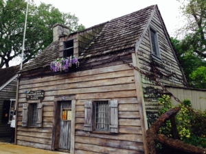 This is the oldest surviving wooden schoolhouse in the US.