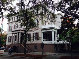 """This is the birthplace of Juliette """"Daisy"""" Gordon Low in 1860, who founded the Girl Scouts in 1912."""