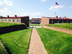 Images from Fort McHenry -