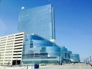 This is the former revel Casino. It was built at a cost of $2.4 billion and, incredibly, it was closed within the past 9 months after operating for less than two years. It was just bought for $82 million, about 3% of its cost to construct...
