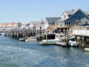 More waterfront homes or cottages